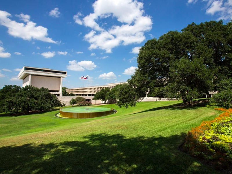 LBJ Presidential Library, Austin