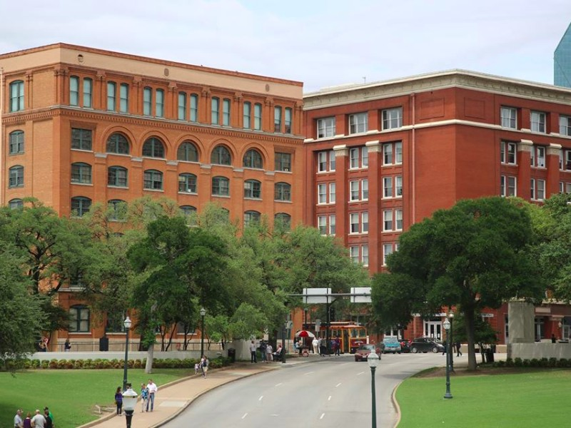 The Sixth Floor Museum at Dealey Plaza, Dallas