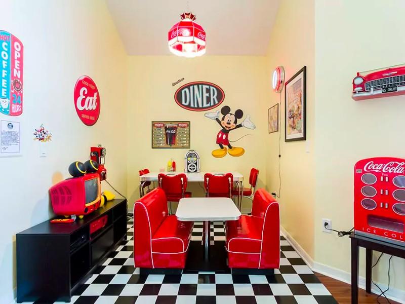 Disney themed Villa, Kissimmee