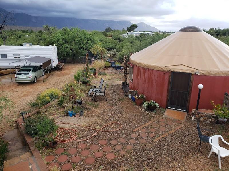 Catalina Yurt/Seasonal Lodgings, Tucson