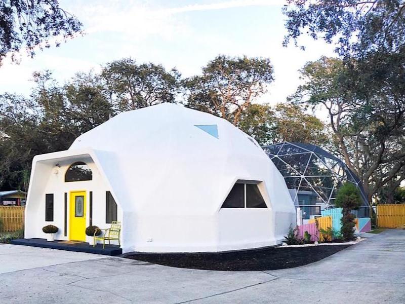 Dome Villa