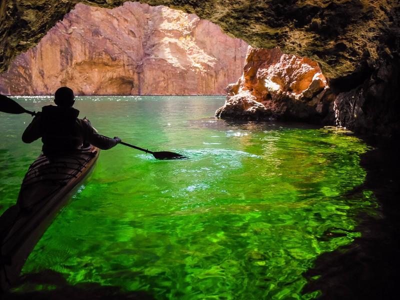 Emerald Cove, Black Canyon, Arizona