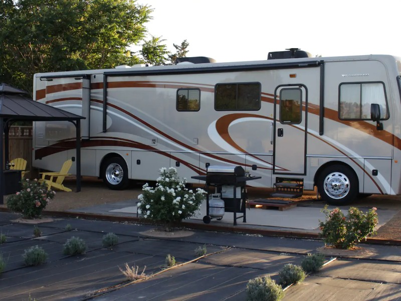 Glamping in the Verde Valley, Cottonwood