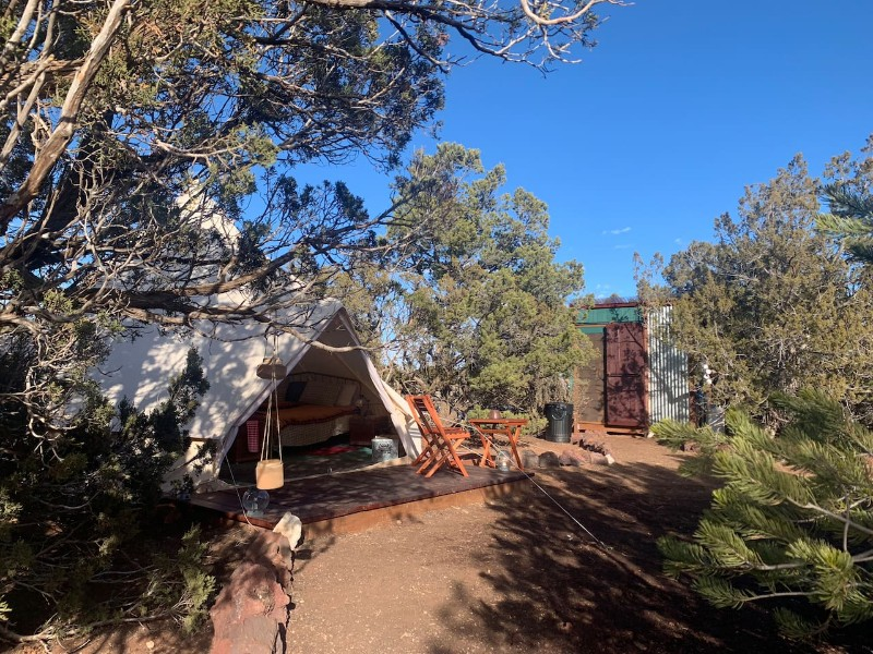 Invigorate Glamping by the Grand Canyon, Williams
