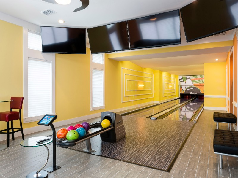 Luxury Villa with Bowling Alley