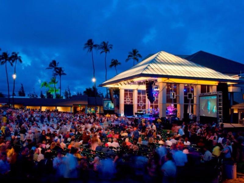 Performance at Maui Arts & Cultural Center