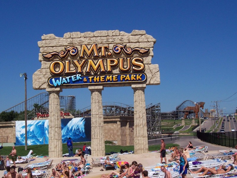 Mt Olympus Theme Park, Wisconsin Dells