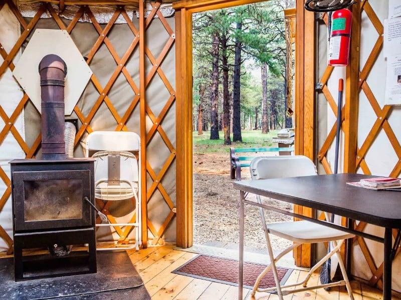 Sage Yurt - A Cozy Nature Getaway, Flagstaff