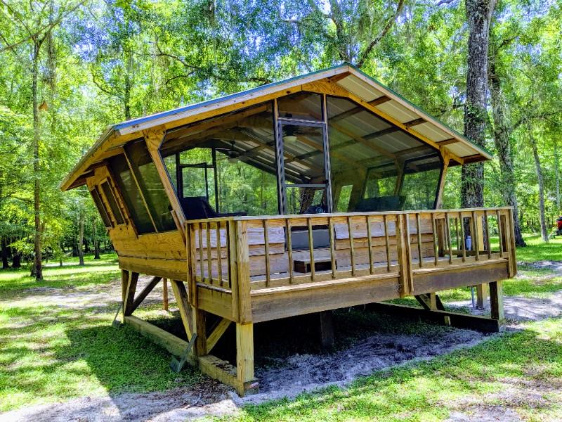 Suwannee River Sanctuary, The Birdhouse