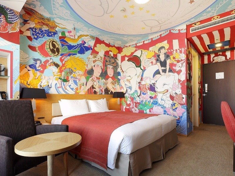 Japan S 9 Most Quirky Themed Hotels Trips To Discover