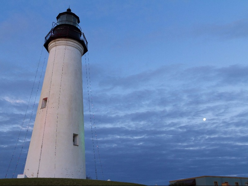 Point Isabel Lighthouse, Port Isabel, Texas