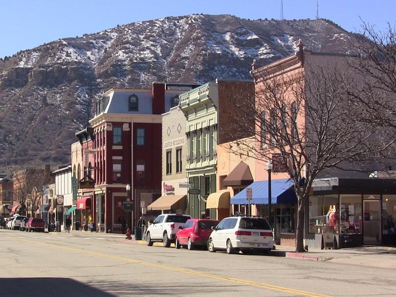 Downtown Durango