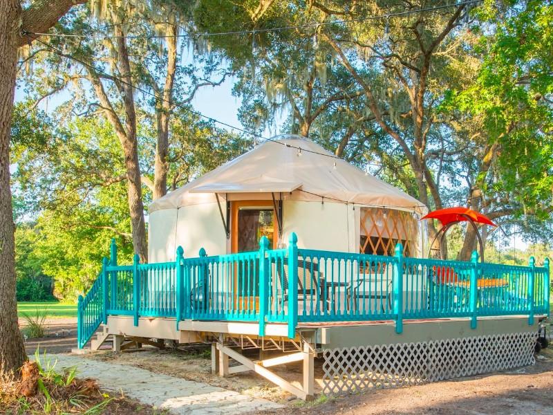 The Yurt at Danville, Geneva