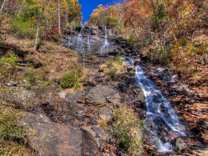 Amicaloa Falls State Park near Dawsonville