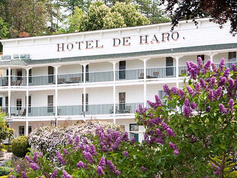Hotel De Haro at Roche Harbor Resort