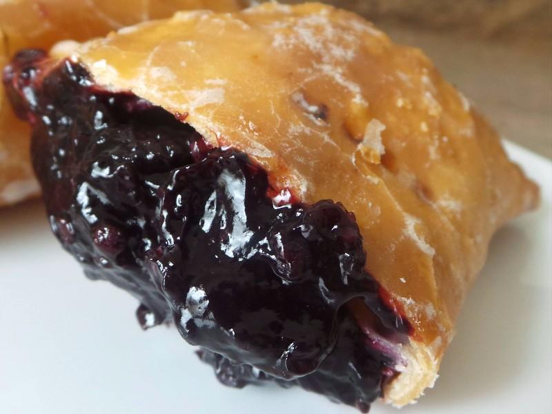 Berry sweet treat at Mercier
