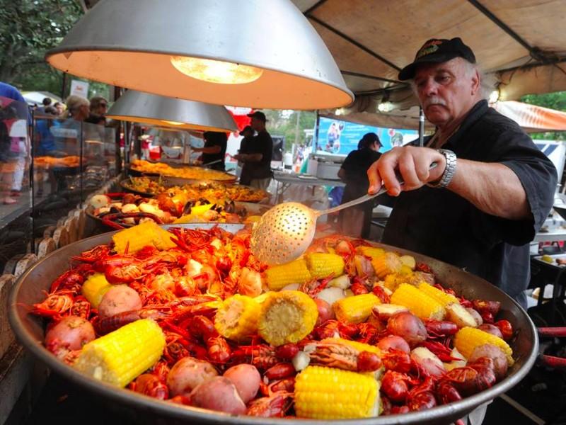 Pensacola Seafood Festival, Pensacola