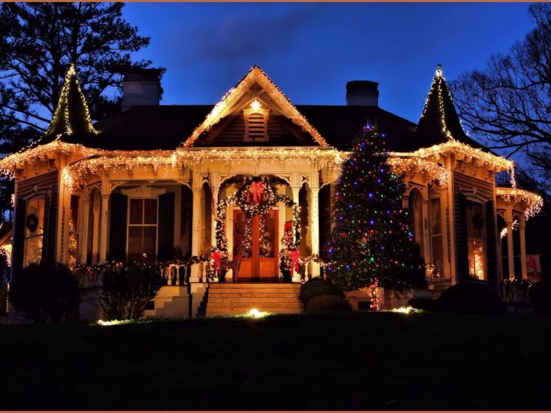 McAdenville, NC - Christmas Town U.S.A.