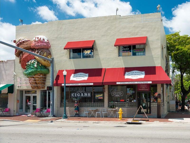 Azucar Ice Cream Company, Little Havana, Miami