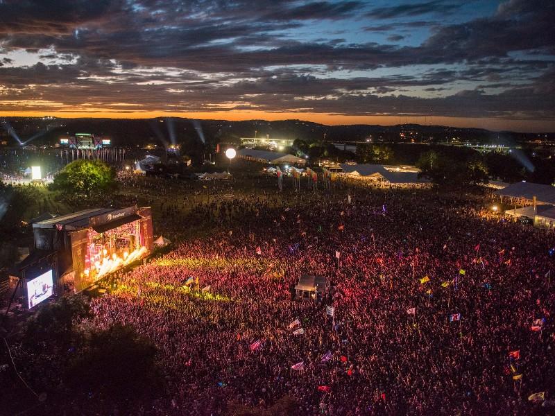 Austin City Limits Music Festival (ACL)