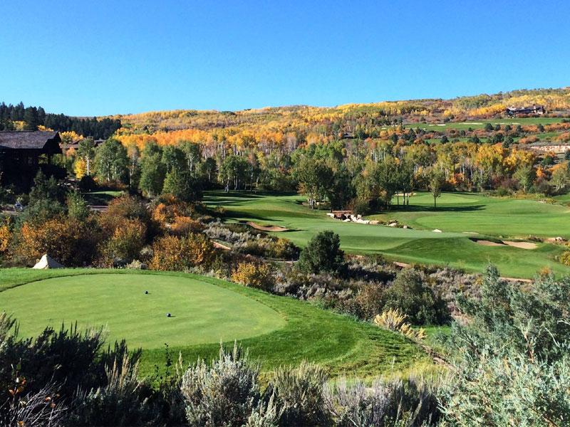 Red Sky Ranch & Golf Club, Edwards