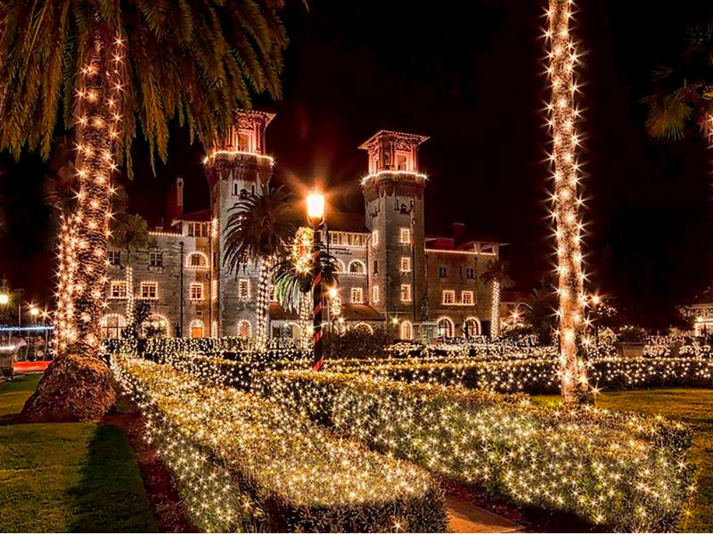 Night of Lights, St. Augustine