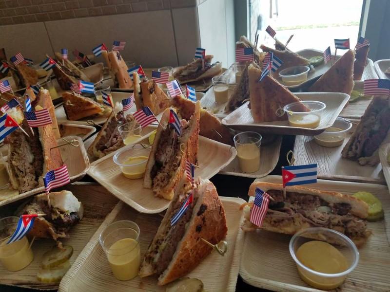 National Cuban Sandwich Festival, Tampa