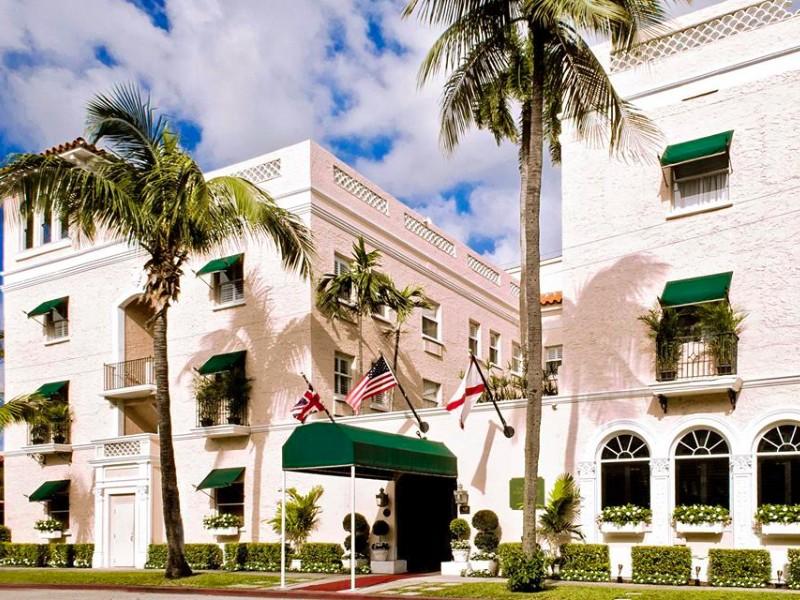 The Chesterfield Palm Beach, Palm Beach
