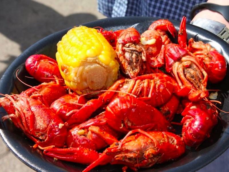 Florida Seafood Festival, Apalachicola