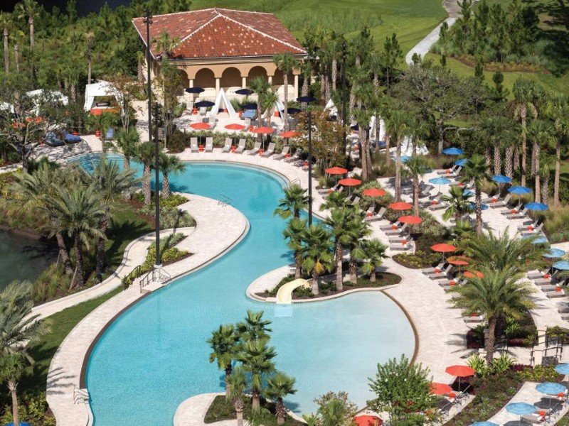 Four Seasons Resort Orlando at Walt Disney World, Lake Buena Vista