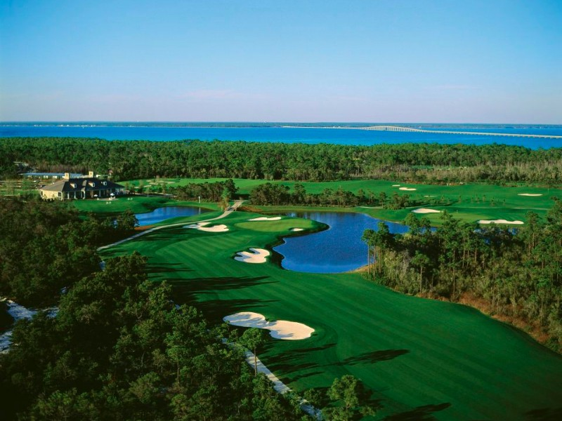 Kelly Plantation Golf Club, Destin