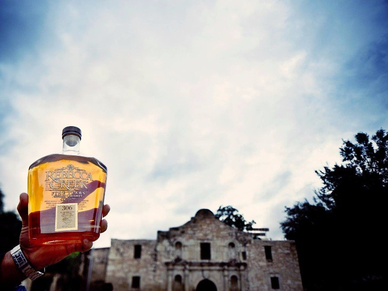 Rebecca Creek Whiskey