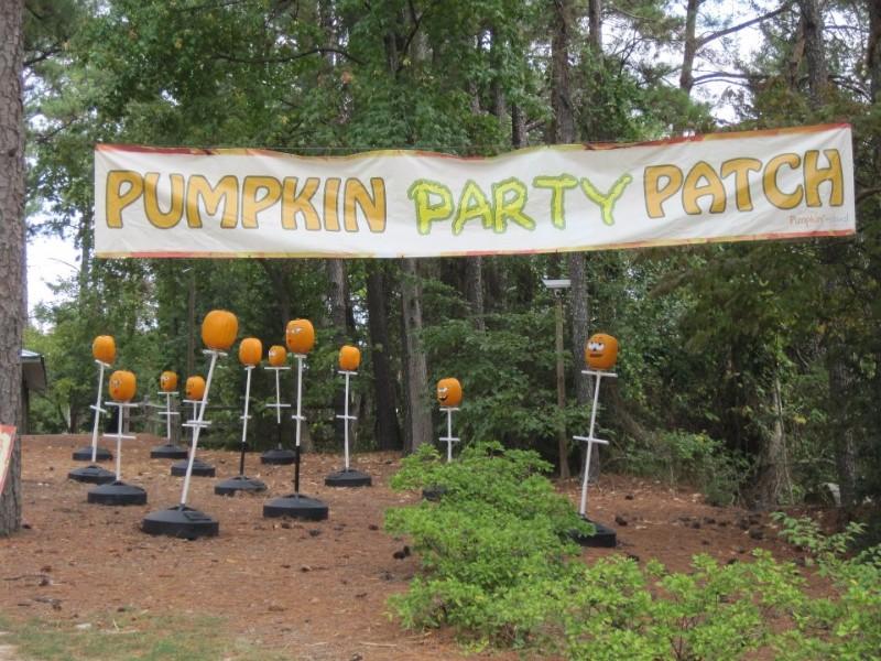 Stone Mountain Park Pumpkin Festival, Stone Mountain