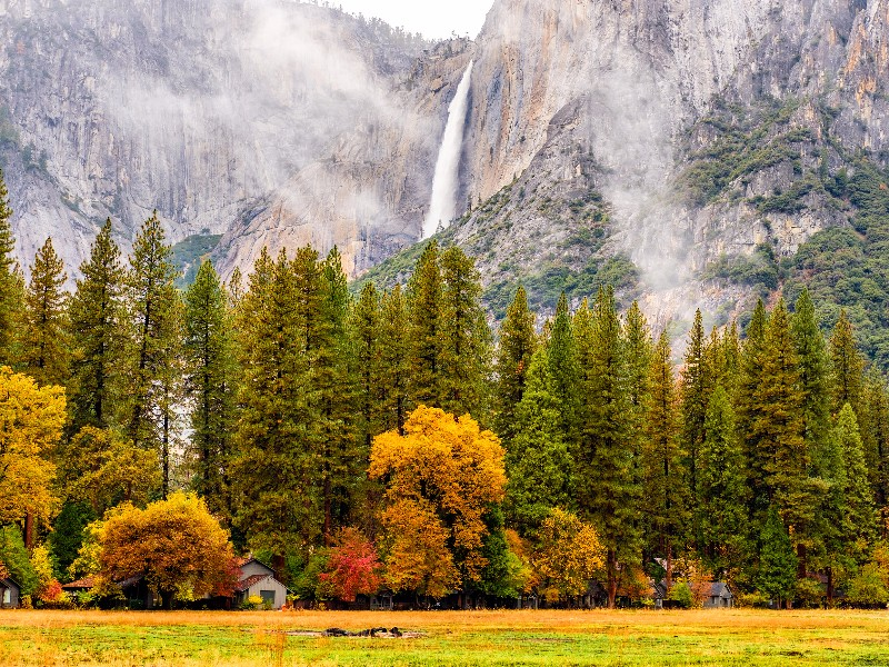 Yosemite National Park, autumn