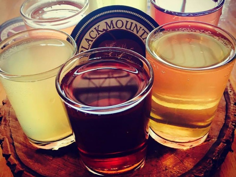 Black Mountain Ciderworks + Meadery in Black Mountain