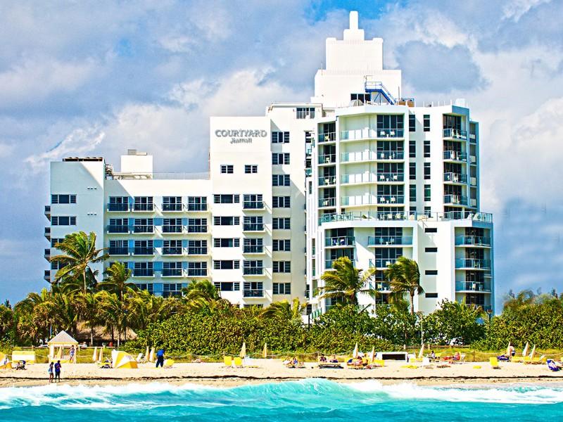 Cadillac Hotel & Beach Club.