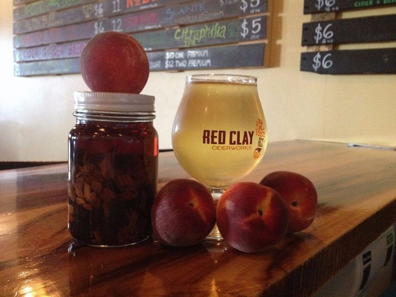 Red Clay Ciderworks in Charlotte