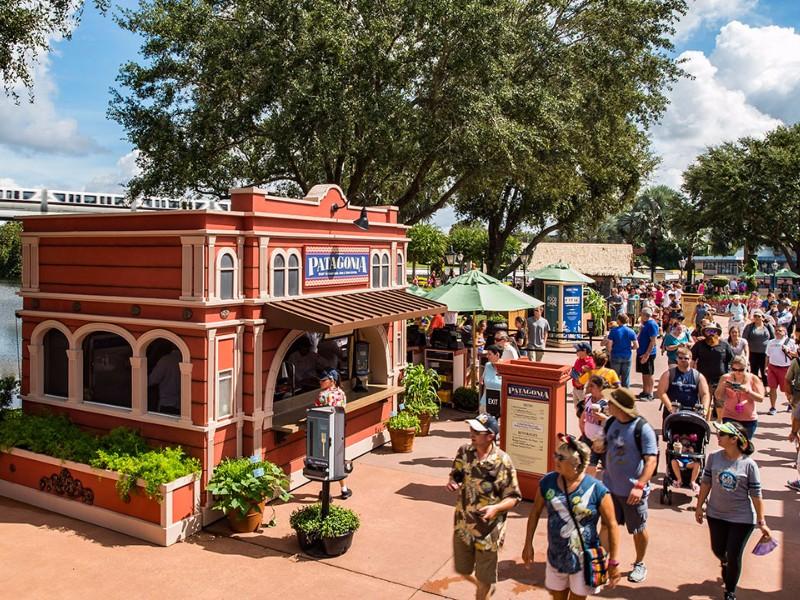 Epcot's International Food and Wine Festival, Orlando