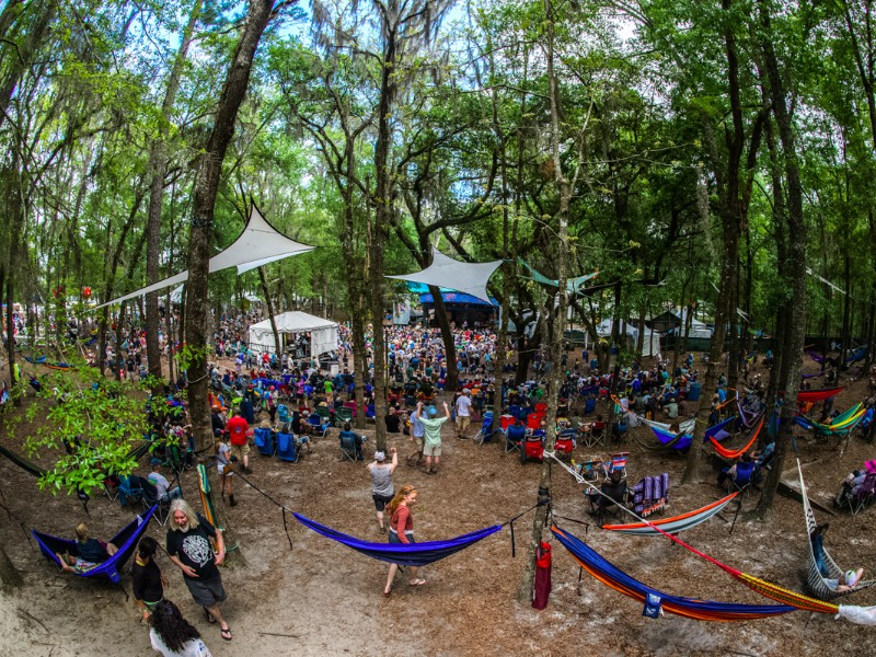 Wanee Festival, Live Oak