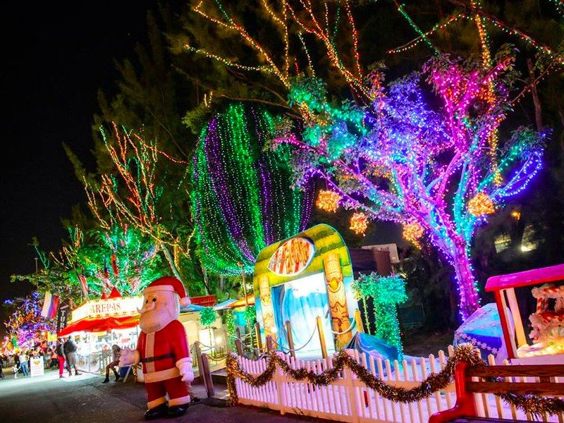Santa's Enchanted Forest, Miami