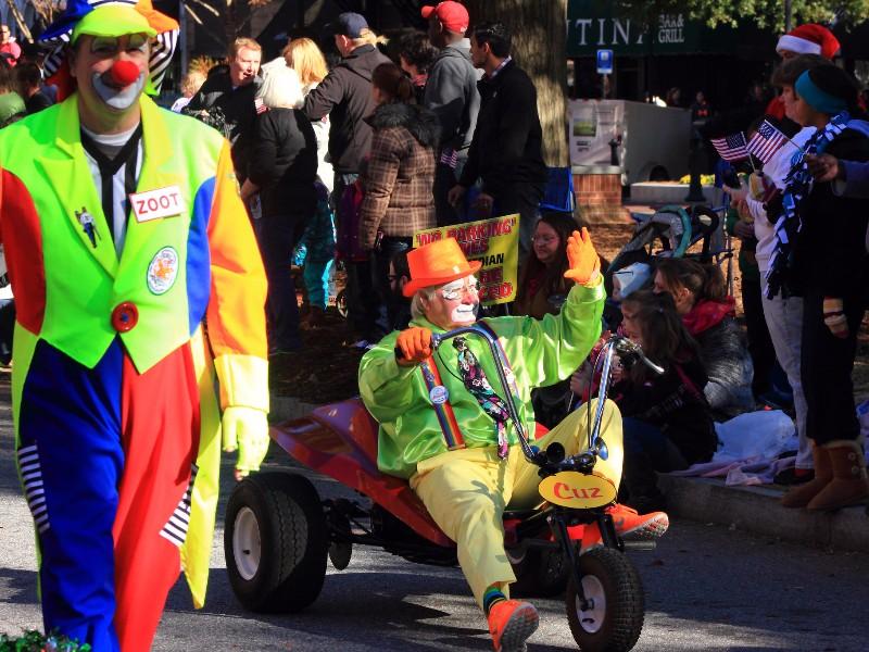 Columbus, GA Christmas Parade
