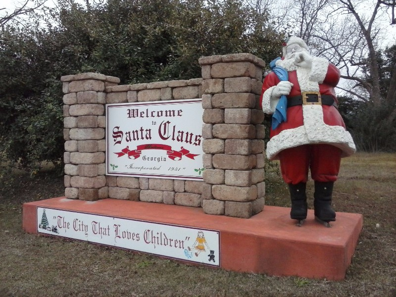 Santa Claus, Georgia