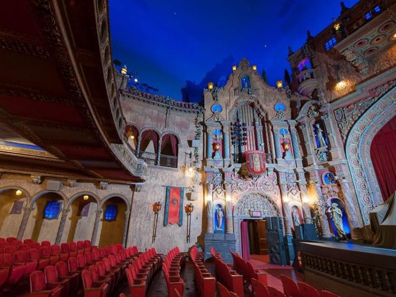 Tampa Theatre, Tampa