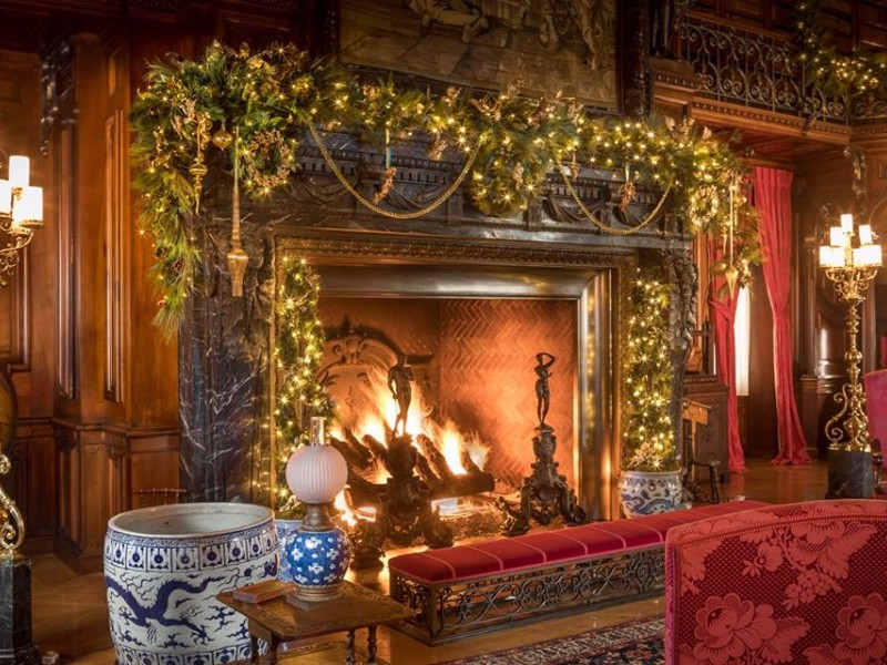 Candlelight Christmas Evenings at Biltmore Estate in Asheville