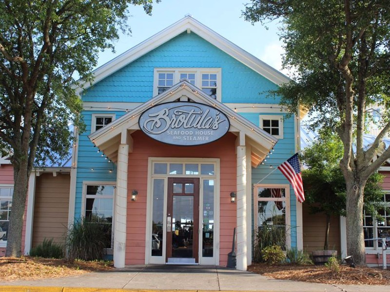 Brotula's Seafood House & Steamer, Destin
