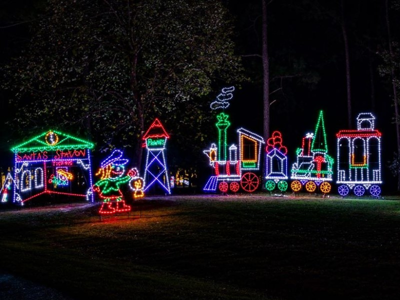 Christmas in Thomasville
