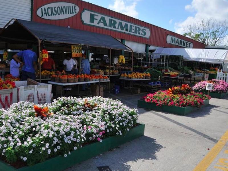 Jacksonville Farmers Market, Jacksonville