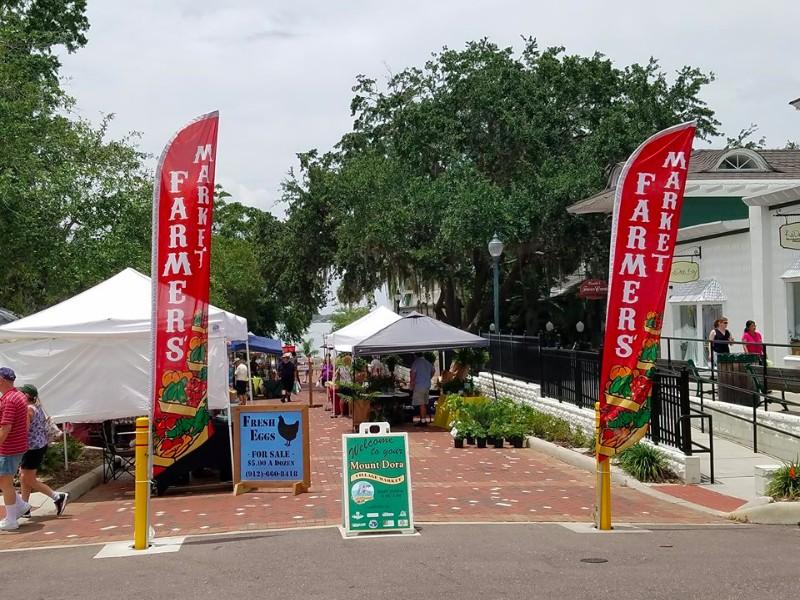 Mount Dora Village Market, Mount Dora