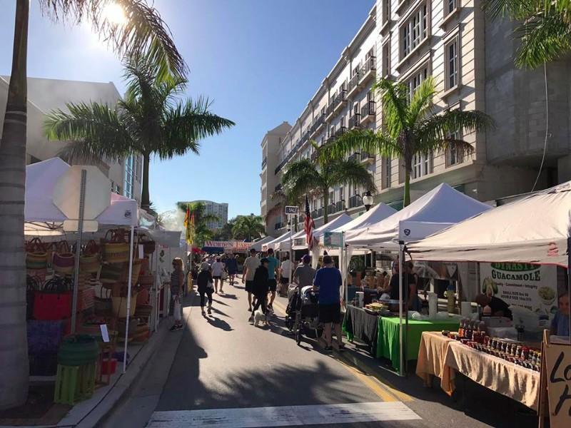 Sarasota Farmers Market, Sarasota