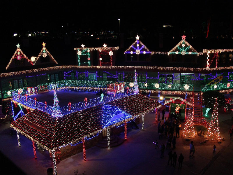 Festival of Lights, Lake Havasu City